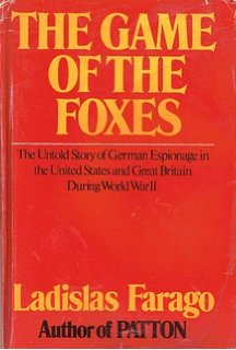 Game of the Foxes (cover) (Ladislas Farago)