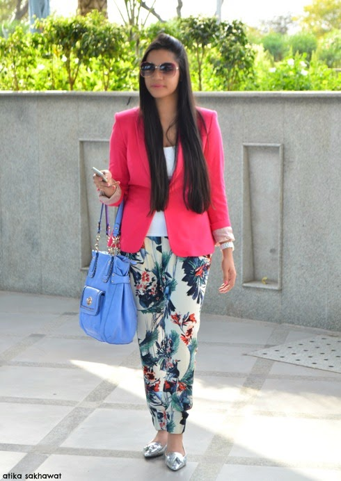 outfit for girls pink blazer  love to know about latest