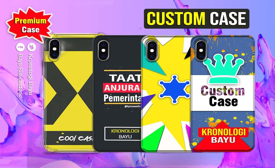 Pengalaman Membeli Custom Case HP di Toko Online
