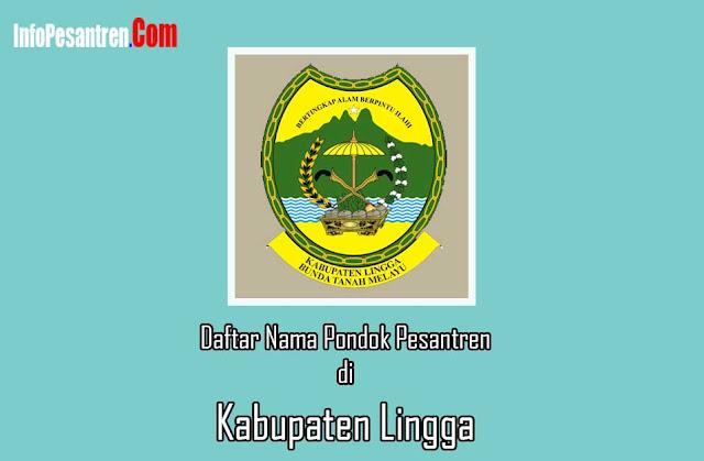 Pondok Pesantren di Kabupaten Lingga