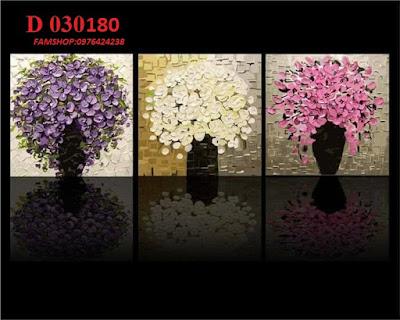 Tranh son dau so hoa tai Thanh Oai