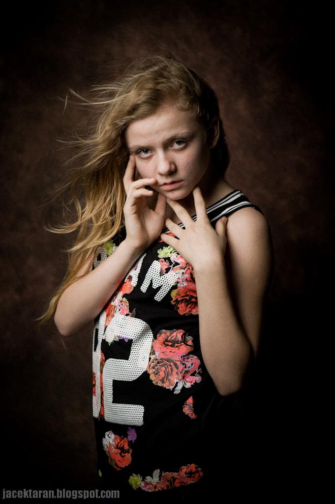 fotografia portretowa, fotograf portret, krakow, dziecko, fashion
