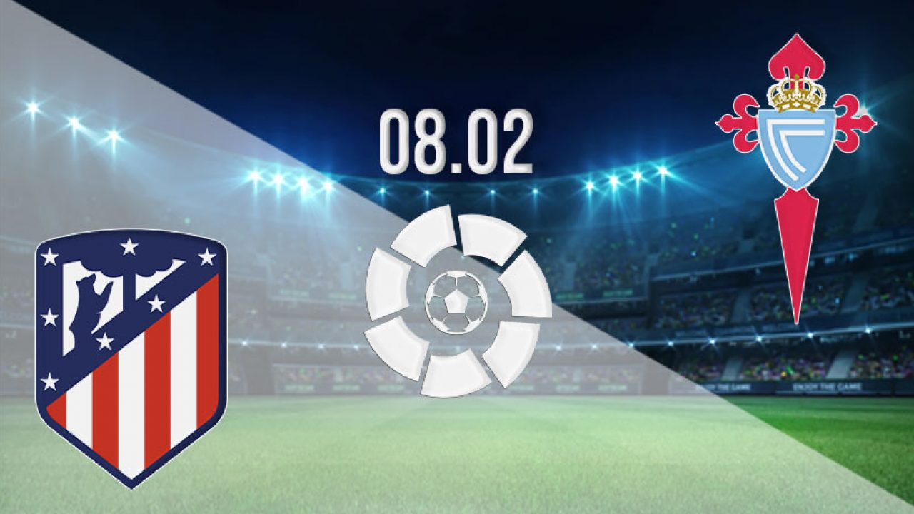 بث مباشر مباراة اتلتيكو مدريد ووسيلتا فيجو