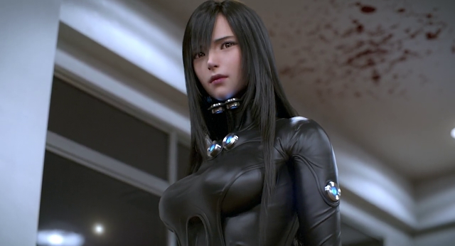 Gantz: O (2016) English 720p BluRay