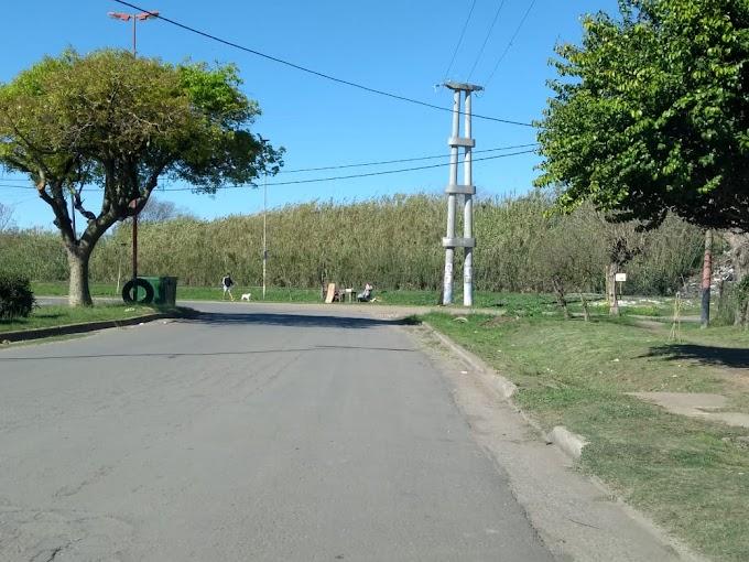 Un hombre muerto en Sarmiento y Soldado Aguirre, aún sin identificar