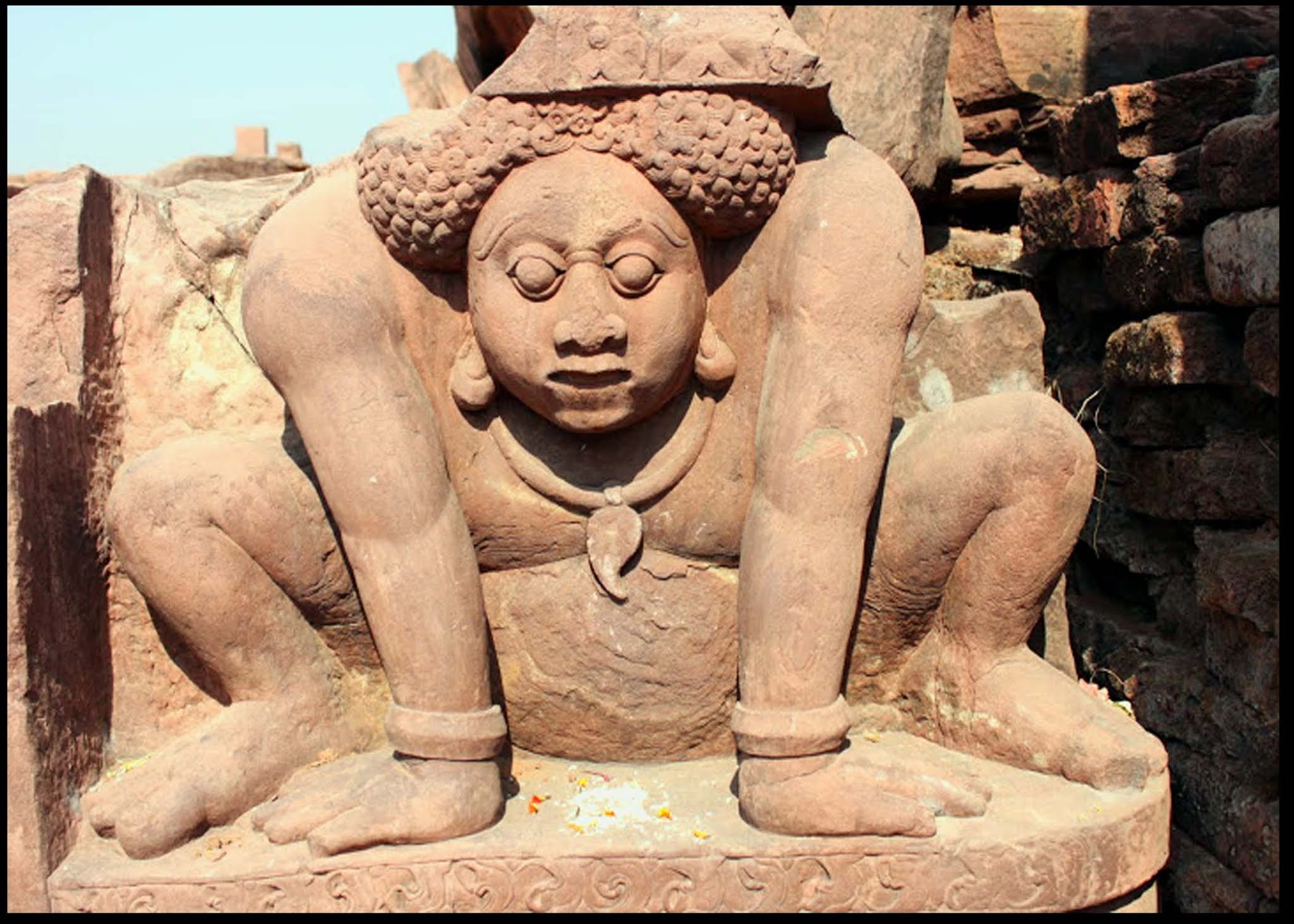 ताला बिलासपुर - देवरानी-जेठानी मंदिर