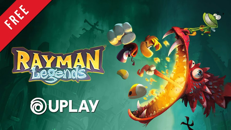 rayman legends free pc game ubisoft store platformer action adventure uplay