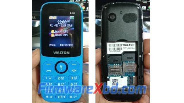 Walton L28 Flash File 6531E Official Firmware 100% Tested