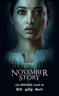 Download November Story (2021) Season 1 Hindi Web Series 720p WEB-DL