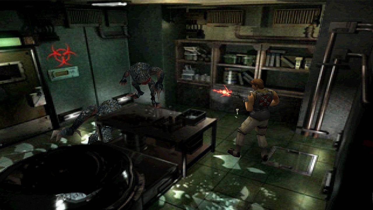 Resident Evil 3: Nemesis Screenshots for Windows - MobyGames