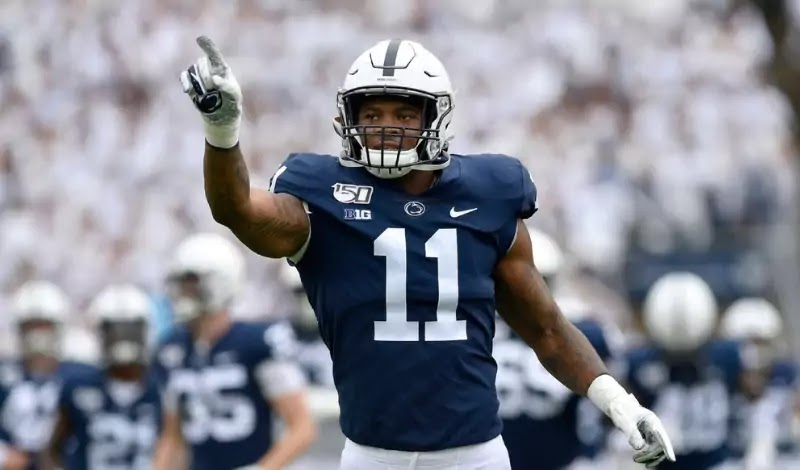 Cowboys bet on LB in their first pick for the eighth time in history