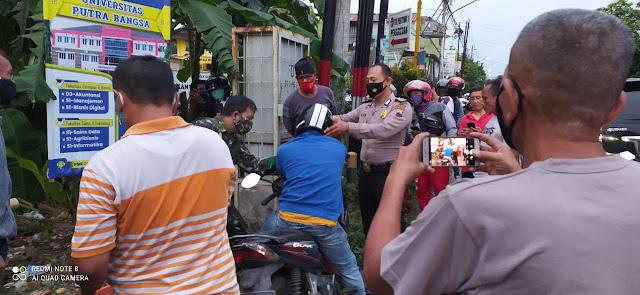 Gara-Gara Mabuk Keras, Pengendara Sepeda Motor Dikira Meninggal Terpapar Covid