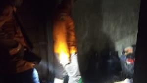 Kebakaran Landa Rumah Janda Di Kota Juang Pada Jum'at Malam