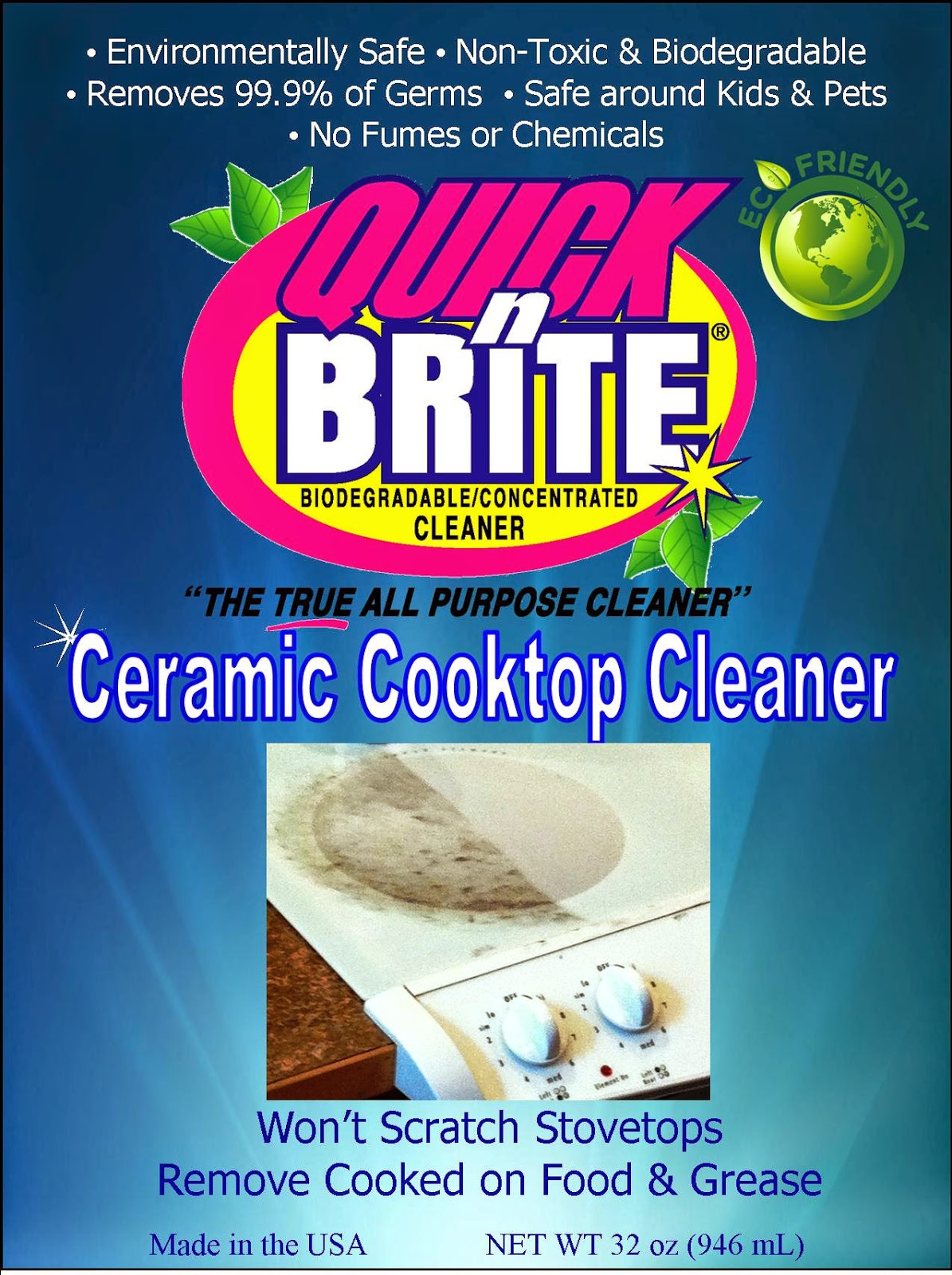 Private Label Green Cleaning Products Specialty Cleaners