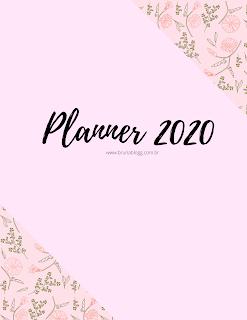 Baixar Planner 2020 Grátis