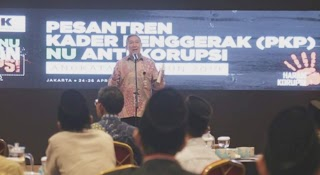 KPK, Perkuat Antikorupsi Libatan Nahdhatul Ulama (NU)