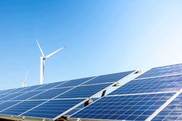 21,142 MW solar, wind power projects under construction in India
