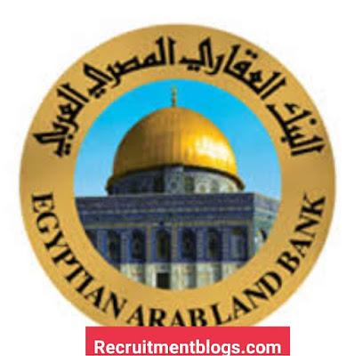 Fresh graduates At Egyptian Arab Land Bank