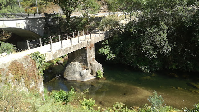 Ponte da Ecovia do Cávado e Homem