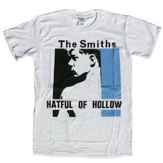 The Smiths Hatful of Hollow T shirt