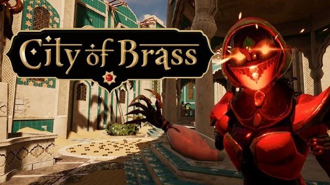 [Προσφορά από Epic]: City of Brass - Δωρεάν εκπληκτικό παιχνίδι από τους δημιουργούς του Bioshock