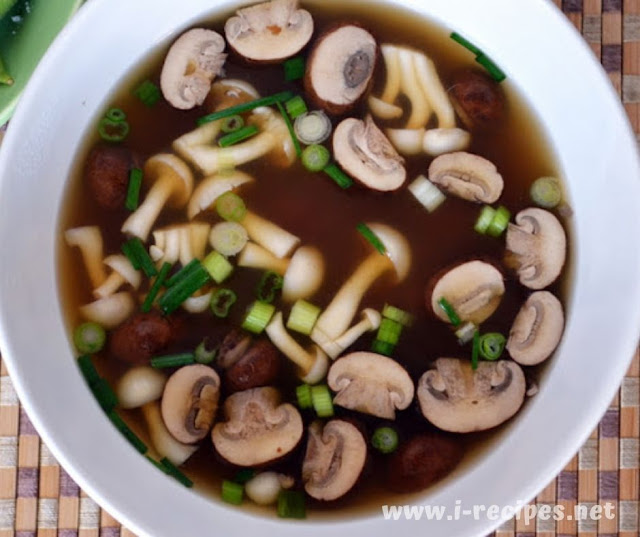 Easy Miso Soup Recipe