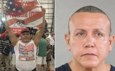 Mail bomb suspect Cesar Sayoc was a 'big muscle head' stripper, says former boss