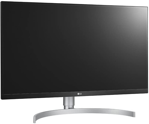 LG 27UK850-W: 27 '' 4K monitor with HDR10, USB-C connectivity and adjustable stand