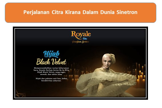 Perjalanan Citra Kirana Dalam Dunia Sinetron