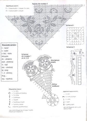 Kira scheme crochet: Scheme crochet no. 2777