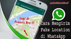 Cara Mengirim Fake Lokation di WhatsApp Pada iPhone dan Android 1