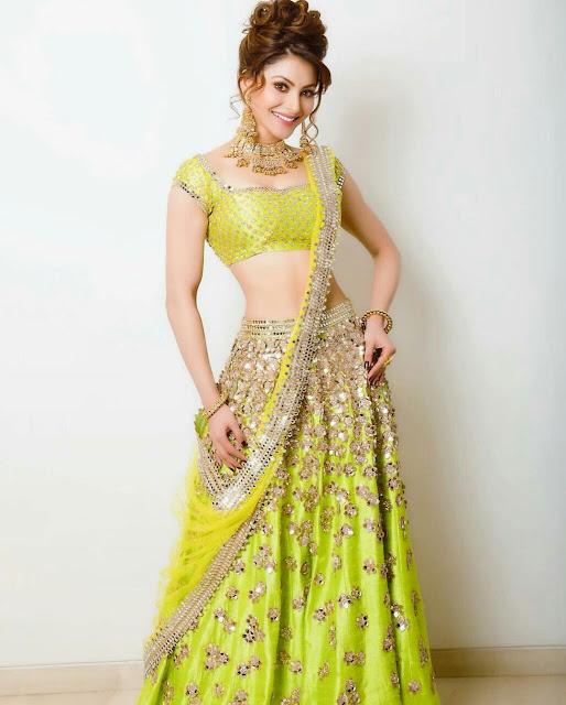 Urvashi Rautela HD Traditional Wear Wallpapers 2020