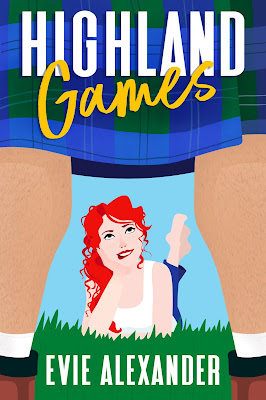 Highland Games by Evie Alexander book cover