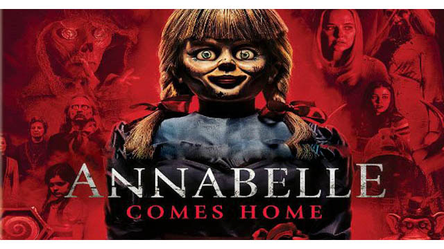 Annabelle Comes Home (2019) English Movie