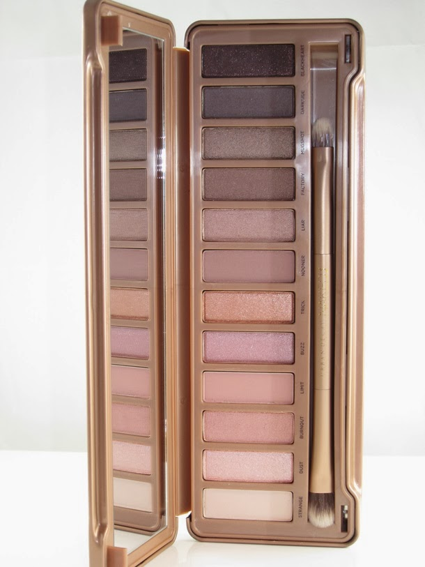 stylebeautyblog urban decay naked palette 3 perfect to. Black Bedroom Furniture Sets. Home Design Ideas