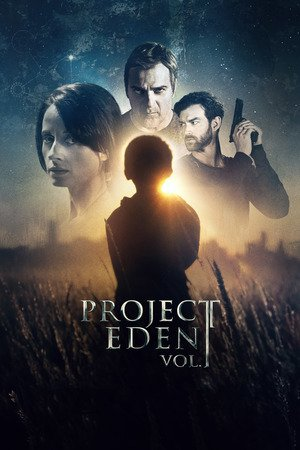 Poster Project Eden: Vol. I 2017