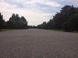 La dimensione del parco