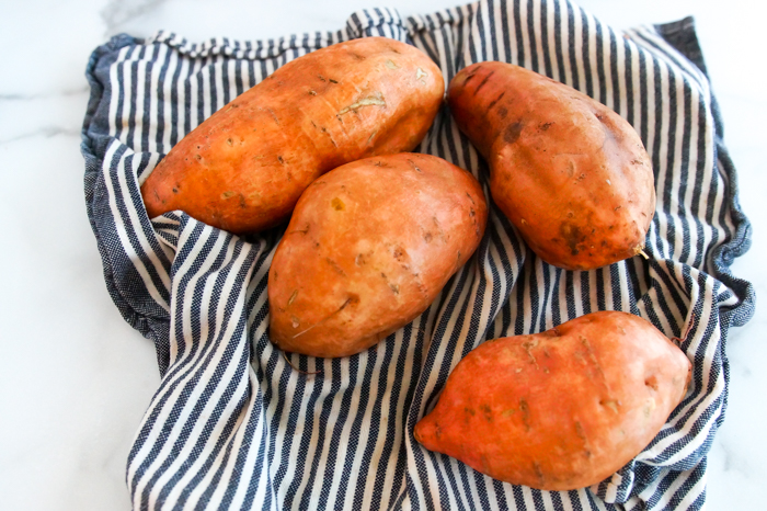 about sweet potatoes