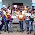 देवली मे कैंडल मार्च निकालकर पुलवामा मे आतंकी हमले मे शहीद हुए जवानों को दी गयी श्रद्धांजलि Dainik mail 24