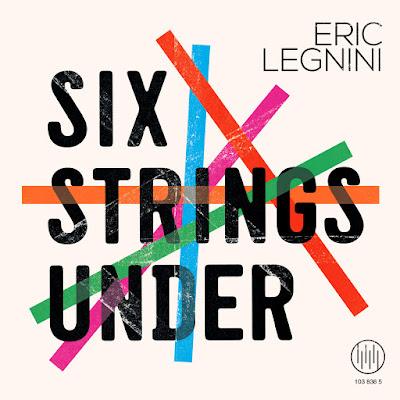 Six Strings Under, un album retour aux sources pour Eric Legnini