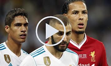 مباراة ليفربول وريال مدريد بث مباشر
