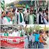 भारत बंद से वैशाली जिले में आवागमन रहा ठप,दुकानें खुली रही