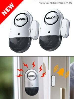 Anti-Theft Door Alarm for Home Security