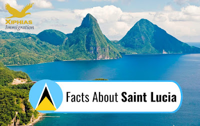 Facts About Saint Lucia