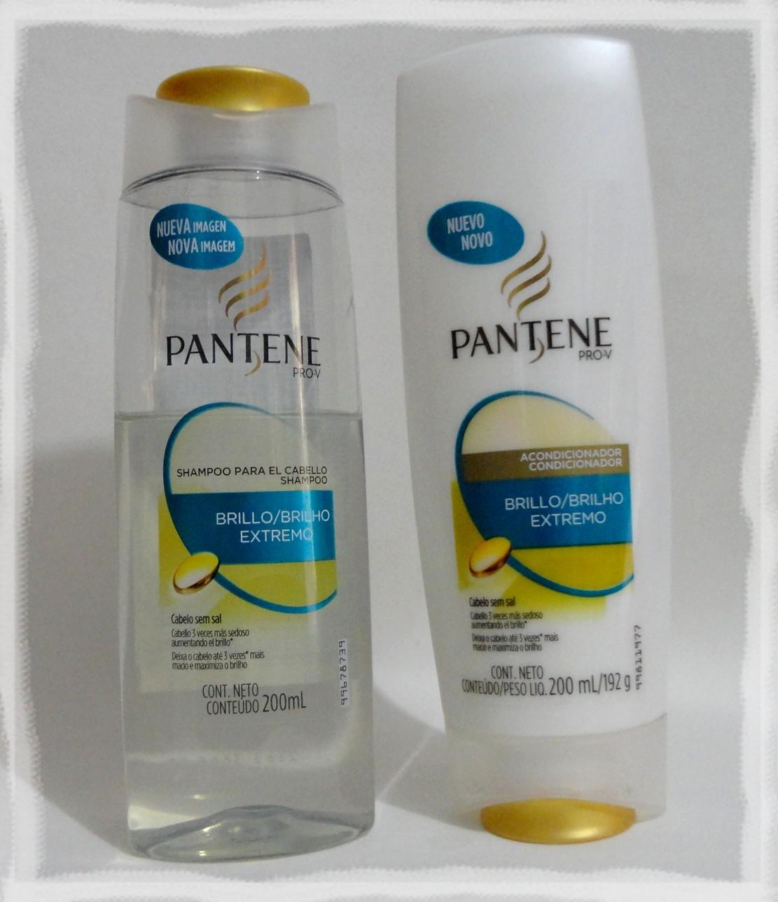 Conhecido Blog Vanessa Sial : Testei Xampu e Condicionador Pantene Pró V  AX91