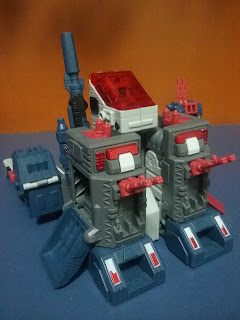 H-04 Infinitor City Mode Back