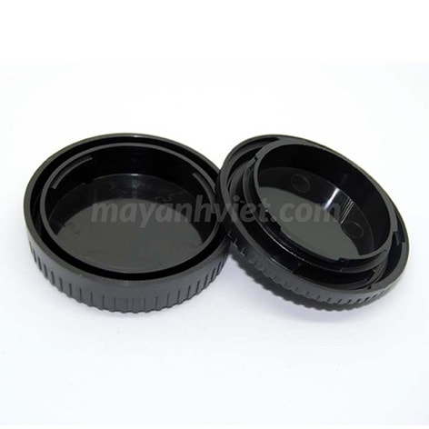 cap body và cap đuôi lens ngàm fujifilm x mount