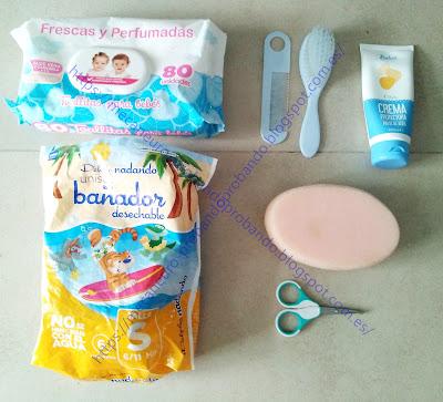 Productos para bebé Deliplus