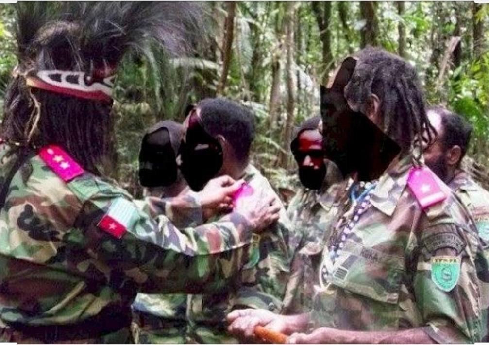 Lagi, KKB Papua Tembak Warga Sipil di Distrik Sugapa Intan Jaya