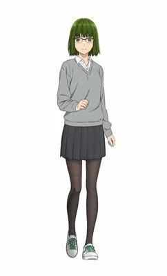 Reina Kondo como Sakura Kōno, la estudiante de honor que está en el consejo estudiantil y es amiga de Sengoku y Remi.